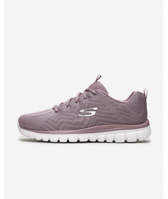 SKECHERS 12615-LAV GRACEFUL-GET CONNECTED KADIN AYAKKABI